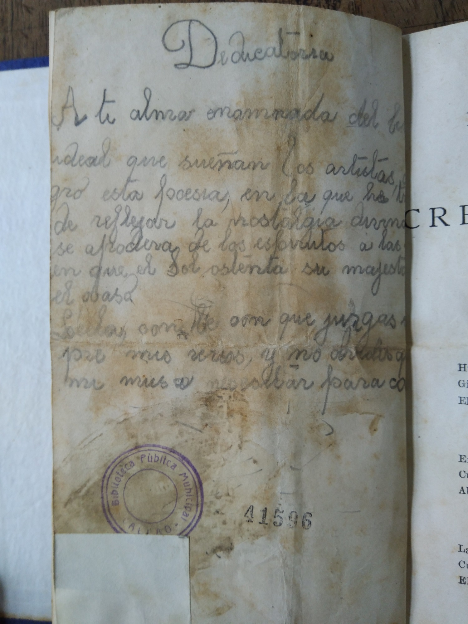 Anotaciones Manuscritas